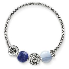 Get the Blue Chalcedony bead for free when purchasing a Karma Beads bracelet or chain. Vaild until the end of August!