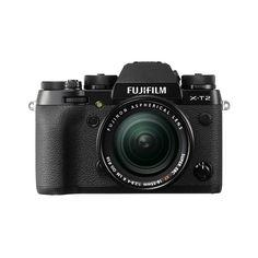 FUJIFILM X-T2 BLACK W/XF 18-55F2.8-4 OIS 600016990
