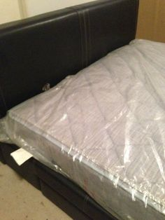 King Size Leather Bed Mattress Boondall Brisbane North East Image 2 800