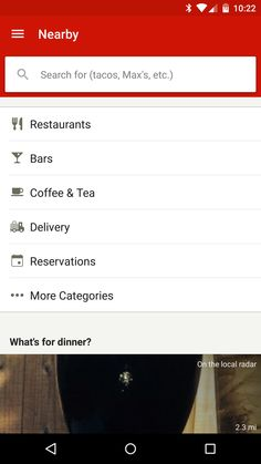 New Yelp v7 Beta Update Brings A Complete Material Redesign [APK Download]
