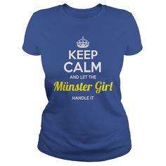 Münster Shirts keep calm and let the Münster girl handle it Münster Tshirts Münster T-Shirts keep calm Münster girl ladies tees Hoodie Vneck Shirt for Münster girl #gift #ideas #Popular #Everything #Videos #Shop #Animals #pets #Architecture #Art #Cars #motorcycles #Celebrities #DIY #crafts #Design #Education #Entertainment #Food #drink #Gardening #Geek #Hair #beauty #Health #fitness #History #Holidays #events #Home decor #Humor #Illustrations #posters #Kids #parenting #Men #Outdoors…