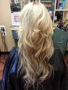 Love it! Now whose going to do my hair for me;)