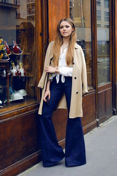 17 Fashionable Combination With Jeans And Pants For Every Occasion