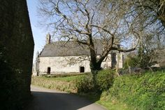 La chapelle Sainte-Brigitte de Loperhet, Grand-Champ, Morbihan, Bretagne