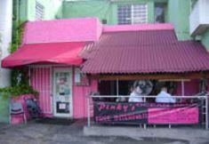 Cheap Eats: Great Bargain Restaurants in San Juan: Pinky's   bargain restaurants in  Located in the heart of Condado INEXPENSIVE 787-222-5222  1451 Ashford Ave, Condado