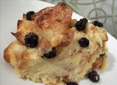 "Bread Pudding: ""This recipe was absolutely amazing! I also added 2 tsp brandy extract, extra butter and a splash of cream and served it with a brown sauce. This is the best dessert I've ever made. My dinner guests all went back for seconds."" -ishposh"