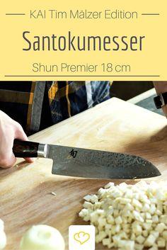 Mit diesem Santokumesser fühlt sich ihr Liebster in der Küche wie ein Samurai!