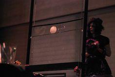 Bubble screen, muro di Pep Bou, Parete di bolle di sapone  BUBBLEPUPPETSHOW