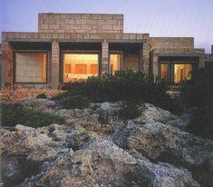 Jorn Utzon, Own House - 1977