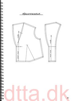 SYSTEM DTTA: PAGE 71 | Tailoring - patternmaking, cutting and sewing | THE DESIGN AND TECHNICAL TAILORING ACADEMY | TILSKÆRERAKADEMIET I KØBENHAVN (KBH)