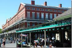 New Orleans Day 1: Muffulettas, Beignets & Bourbon Street