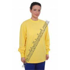 Türk İş Elbiseleri - Bisiklet Yaka T-Shirt 001