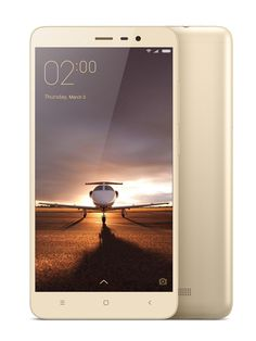 Xiaomi Redmi Note 3 (Gold, 32GB) Presenting the first #Smartphone of the world in the form of #Redmi #Note 3 that features a #Snapdragon 650 processor. It carries an ultra-fast #fingerprint sensor and a massive #4050mAh #battery. The premium #metalbody looks stunning and gives the phone a premium feel. The #4G device comes equipped with a brilliant #16MP rear camera and a #5MP secondary camera, delivering outstanding results.  #hotshopworld #xiomi #redmi #mi #32gb #note3 #m