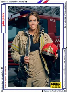 Hot Firefighters, Female Firefighter, Brave, Police, Posters, Lady, Girls, Women, Style