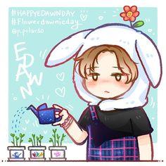 E Dawn, Triple H, Face Reference, Kpop Fanart, Memes, Chibi, Fan Art, Drawings, Korean
