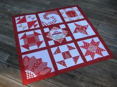 Brenda's Quilt - Newby Quilting Bee_blank - via @Craftsy