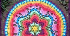 About a week ago I made a STARFLOWER MANDALA   I posted this photo in online groups and within a few hours I had hundreds of requests for ...
