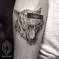 We ♥ tattoo: Ponto e linha
