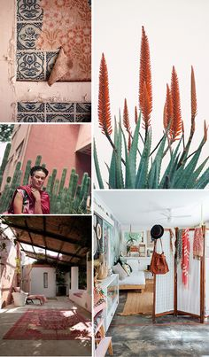 living with: frida kahlo. / sfgirlbybay