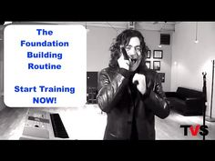 Start Training Your Voice & Stop Looking For Free Tips!
