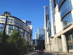 European Parliament   Self-Guided Walking Tour of Brussels, Belgium   Intentional Travelers