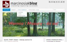 porządek zrobiony :) #blog www.marcinosiak.pl/