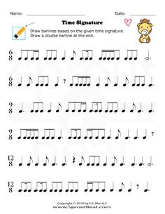 10 Music Worksheets Music Worksheet Categories Time Signatures The children can enjoy Number Worksheets, Math Worksheets, Alphabet Worksheets, . Music Theory Lessons, Music Theory Worksheets, Music Lessons For Kids, Music For Kids, Piano Lessons, Number Worksheets, Alphabet Worksheets, Art Lessons, Music Math