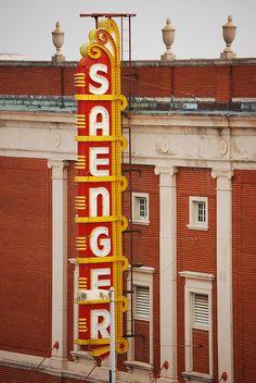 Saenger Theater, Biloxi, MS