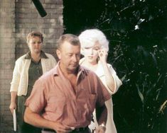 """Marilyn on the set of """"Somethings Got To Give"""""""
