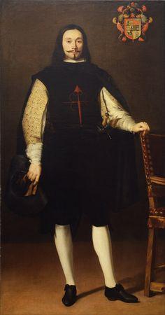 Retrato de Don Diego Felix de Esquivel y Aldama.
