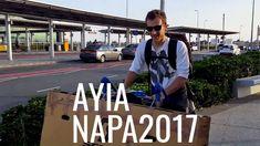 Η πρώτη φορά που έφυγα από την Κύπρο.
