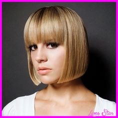 nice Different types of bob haircuts