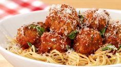 Corleone Family Meatballs   Shine Food - Yahoo! Shine