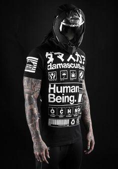 HUMAN BEING BLACK