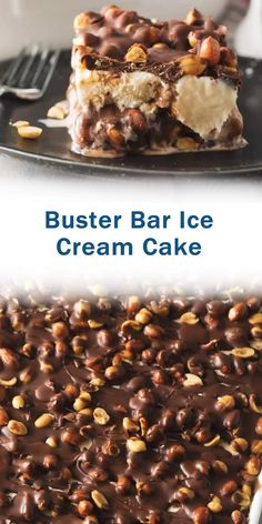 A Peanut Buster Parfait! I like remaking Dairy Queen classics like this Copycat DQ Ice Cream Cake that I made last year. Dq Ice Cream Cake, Ice Cream Treats, Ice Cream Desserts, Frozen Desserts, Ice Cream Recipes, Chocolate Desserts, Fun Desserts, Delicious Desserts, Frozen Treats