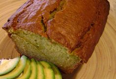 Avacado Bread - Real Recipes from Mums, NEVER heard of this...maybe I should make some this week.