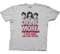 Drink More t-shirt