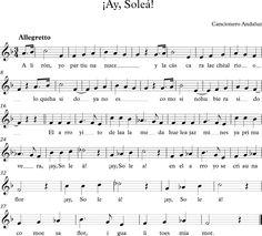¡Ay, Solea!. Canción Tradicional Andaluza