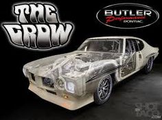 Image result for Street Outlaws Justin Shearer and his 1972 Pontiac LeMans