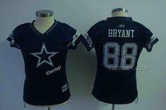 http://www.yjersey.com/cowboys-88-bryant-blue-field-flirt-women-jerseys.html COWBOYS 88 BRYANT BLUE FIELD FLIRT WOMEN JERSEYS Only $34.00 , Free Shipping!