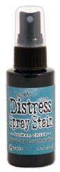 Ranger, Tim Holtz® Distress Spray Stain - Broken China (and/or other blues and greens)