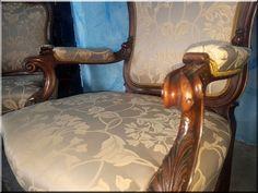 Barokk bútor, karfás székek - Antik bútor, egyedi natúr fa és loft designbútor, kerti fa termékek, akácfa oszlop, akác rönk, deszka, palló Country Chic, Antique Furniture, Vintage Designs, Shabby Chic, Chair, Antiques, Home Decor, Ideas, Home Decoration