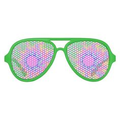 Customizable Neon Rainbow Sunburst Party Shades on sale at www.zazzle.com/wonderart* Click on the picture to take you directly to the product for purchase and info.