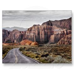 Snow Canyon State Park Post Cards