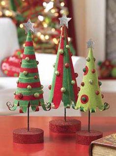 karácsonyi dekorációk házilag - Google keresés