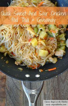 Enter to win a Calphalonnonstick 12-inch wok