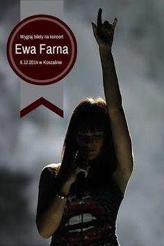 Ewa Farna wystąpi w Koszalinie 6.12.2014. Wygraj bilety na koncert: http://klub.fm/2014/08/ewa-farna-konkurs/