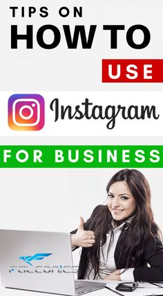 Tips on How to Use Instagram for Business Instagram is one of the leading social media platforms available. With over 500 million users, it's no wonder that businesses are gravitating towards it to find potential customers. The photo-sharing app is a great way to promote your product and separate from other competitors in the field. #instagram #insta #business #sales #pinterest #facebook #socialmedia #success Facebook Marketing, Social Media Marketing, Digital Marketing, Business Sales, Business Marketing, Social Media List, Influencer Marketing, Marketing Ideas, Pinterest Marketing