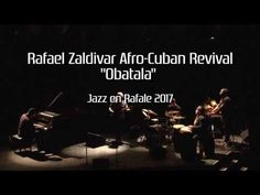 (9) Rafael Zaldivar Afro-Cuban Revival - Obatala - TVjazz.tv - YouTube Afro Cuban, Jazz, Concert, Youtube, Tv, Congas, Jazz Music, Recital, Tvs