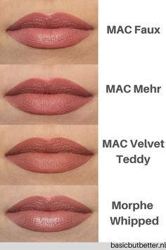 8 x de mooiste nude lipsticks - Basic but better Milani Lipstick, Mac Lipstick Shades, Mac Lipstick Colors, Best Mac Lipstick, Mauve Lipstick, Green Lipstick, Red Lipstick Makeup, Skin Makeup, Beauty Makeup